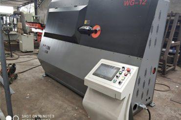 कारखाना किंमत दुहेरी वायर्ड स्वयंचलित रेशम झुडूप मशीन