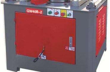 स्टील पोप झुकण्यासाठी इलेक्ट्रिक रीबर झुकण्याची मशीन