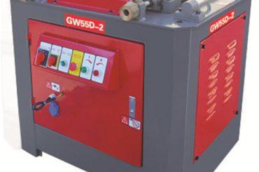 गरम विक्री स्वयंचलित रीबर ररकबंदी बेंडर किंमत, स्टील वायर झुडूप मशीन