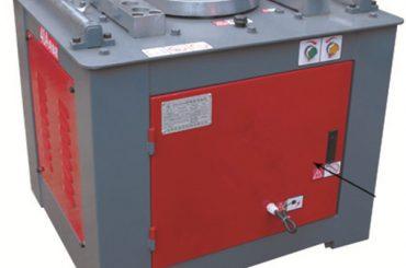 हाइड्रोलिक स्टेनलेस स्टील पाइप निमुळता होत गेलेला मशीन, स्क्वेअर ट्यूब / गोल पाईप benders विक्रीसाठी