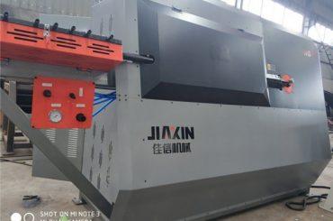 रेबर रबरी नळी मशीन, स्टील बार रेशेप तयार करणे मशीन, बार झुडूप मशीन पुन्हा मजबूत करणे