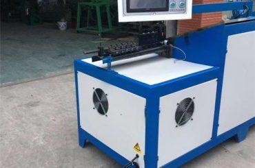 6 मिमी स्टील वायर हॅन्जर झुकणारे मशीन सार्वत्रिक स्टेनलेस स्टील टोकरी सीएनसी वायर निविदा