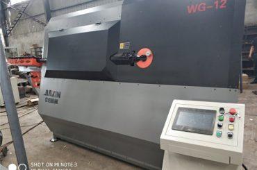 चीन ऑटोमॅटिक रेकर्प बेंडरमध्ये बनविलेल्या विकृत पट्टीचे औद्योगिक यंत्रसामग्री उपकरणे